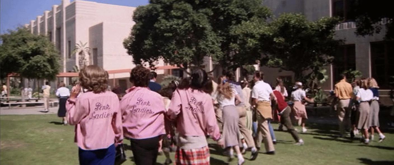 pink ladies jackets | @themissprints