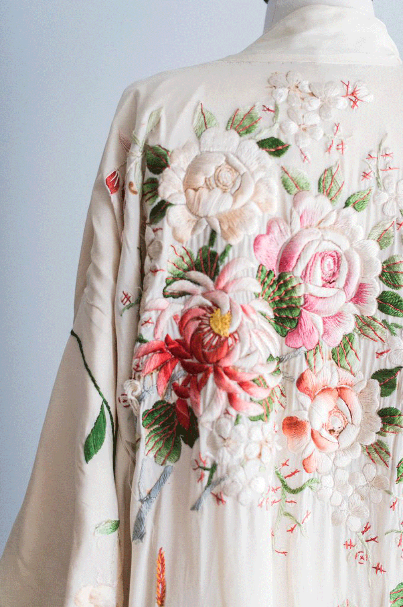miss prints finds a floral kimono | @themissprints