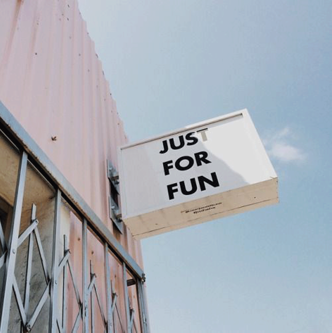 just for fun | @themissprints