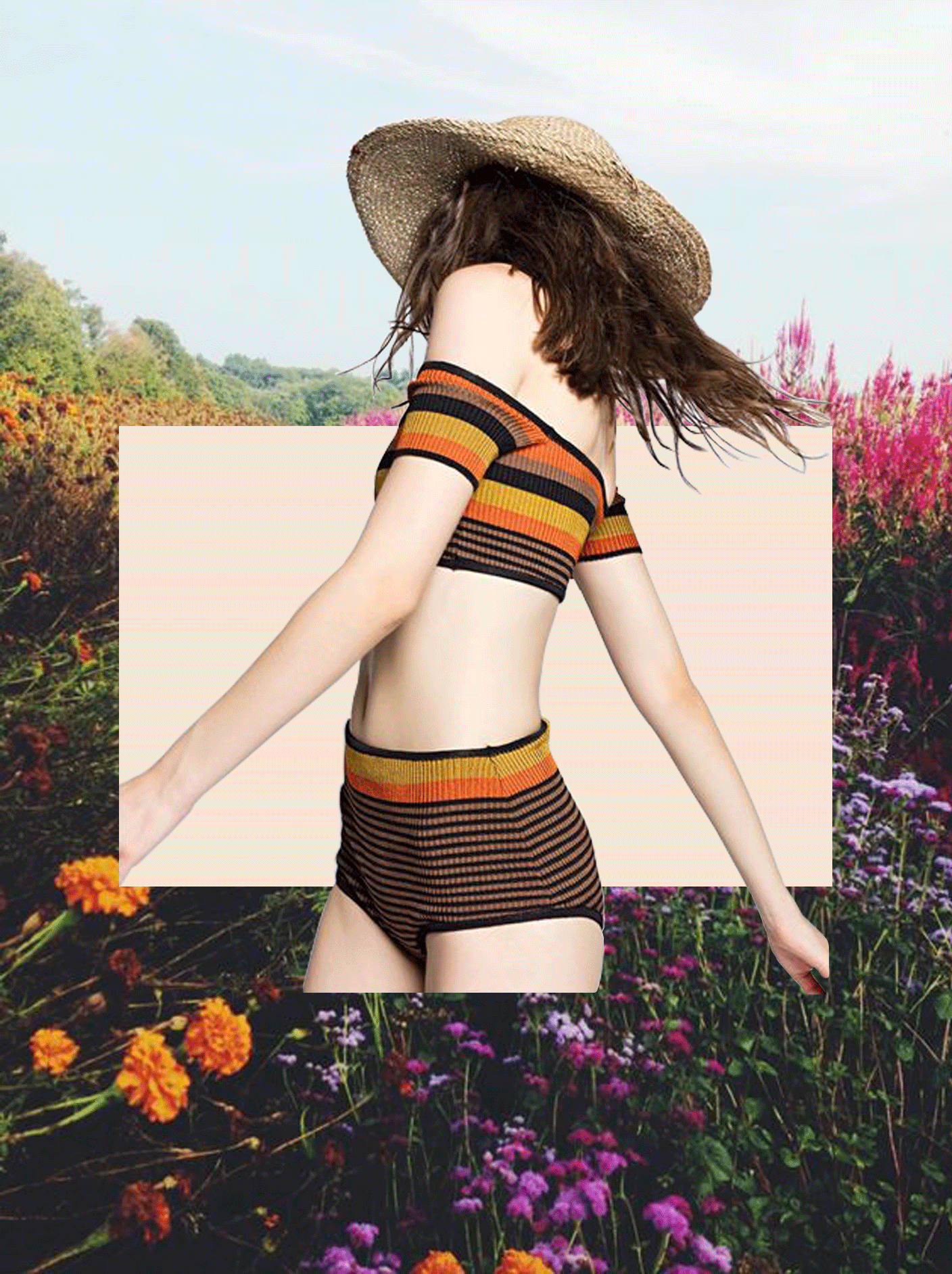 1970s stripes   @themissprints