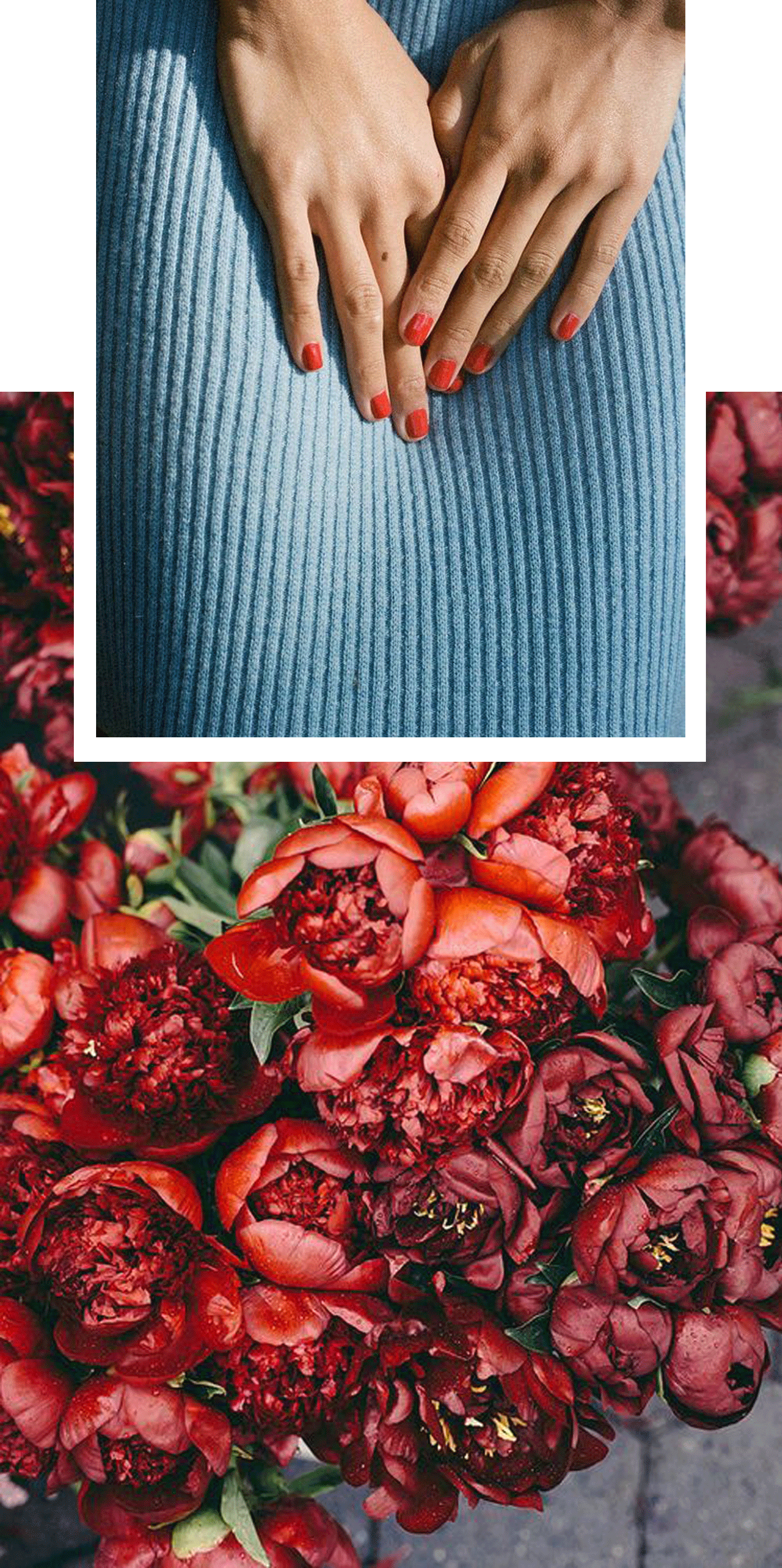 mixing stripes + florals | @themissprints