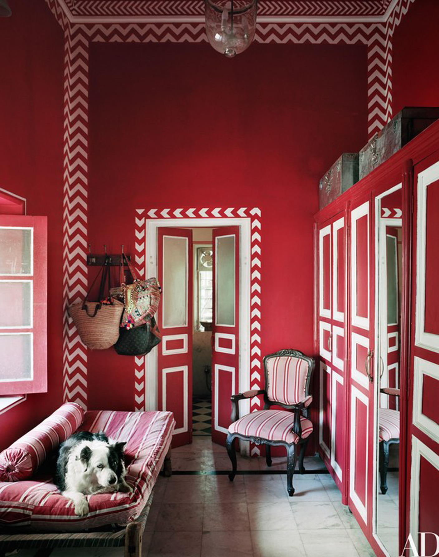 an opulent home in India @themissprints