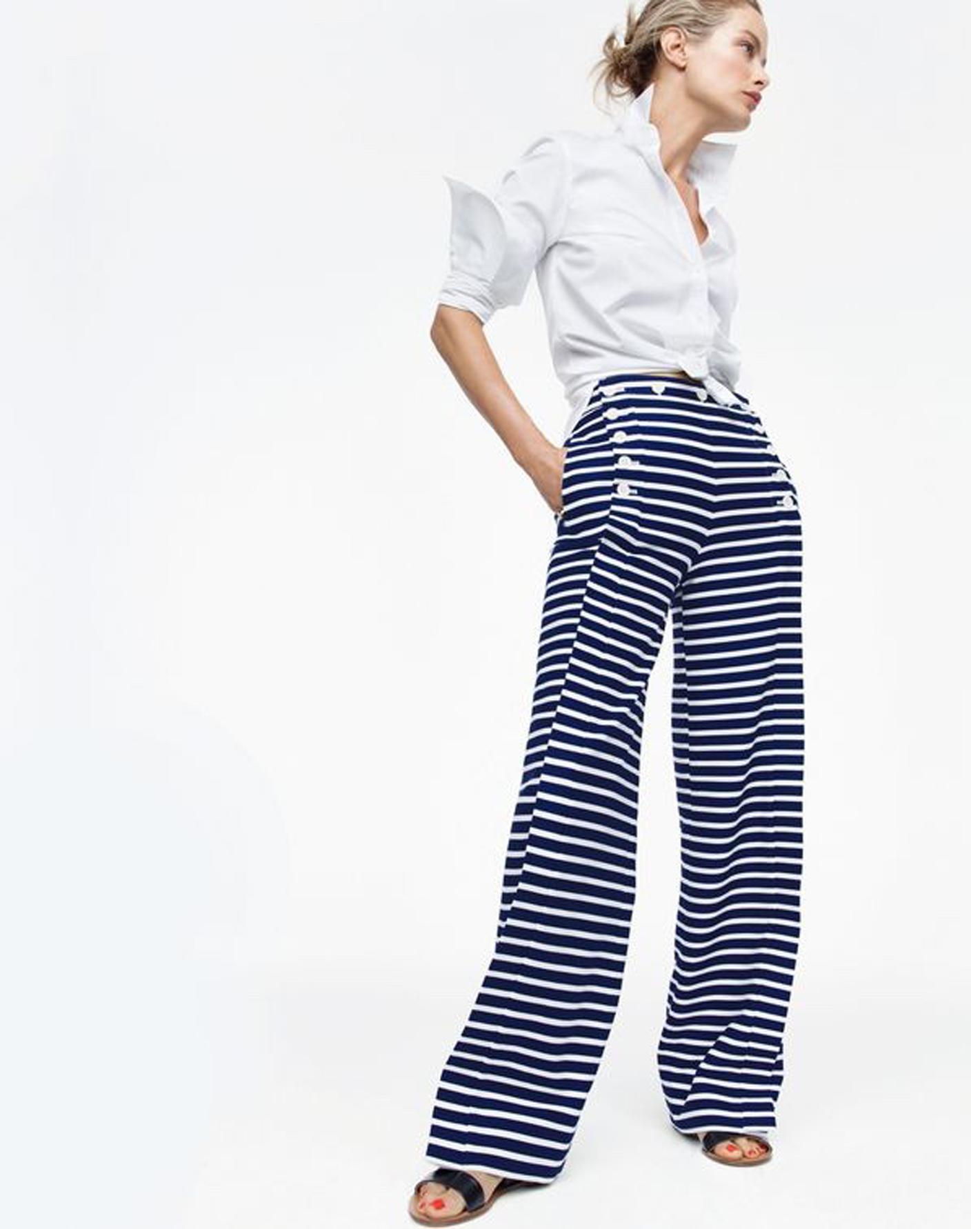 striped pants @themissprints