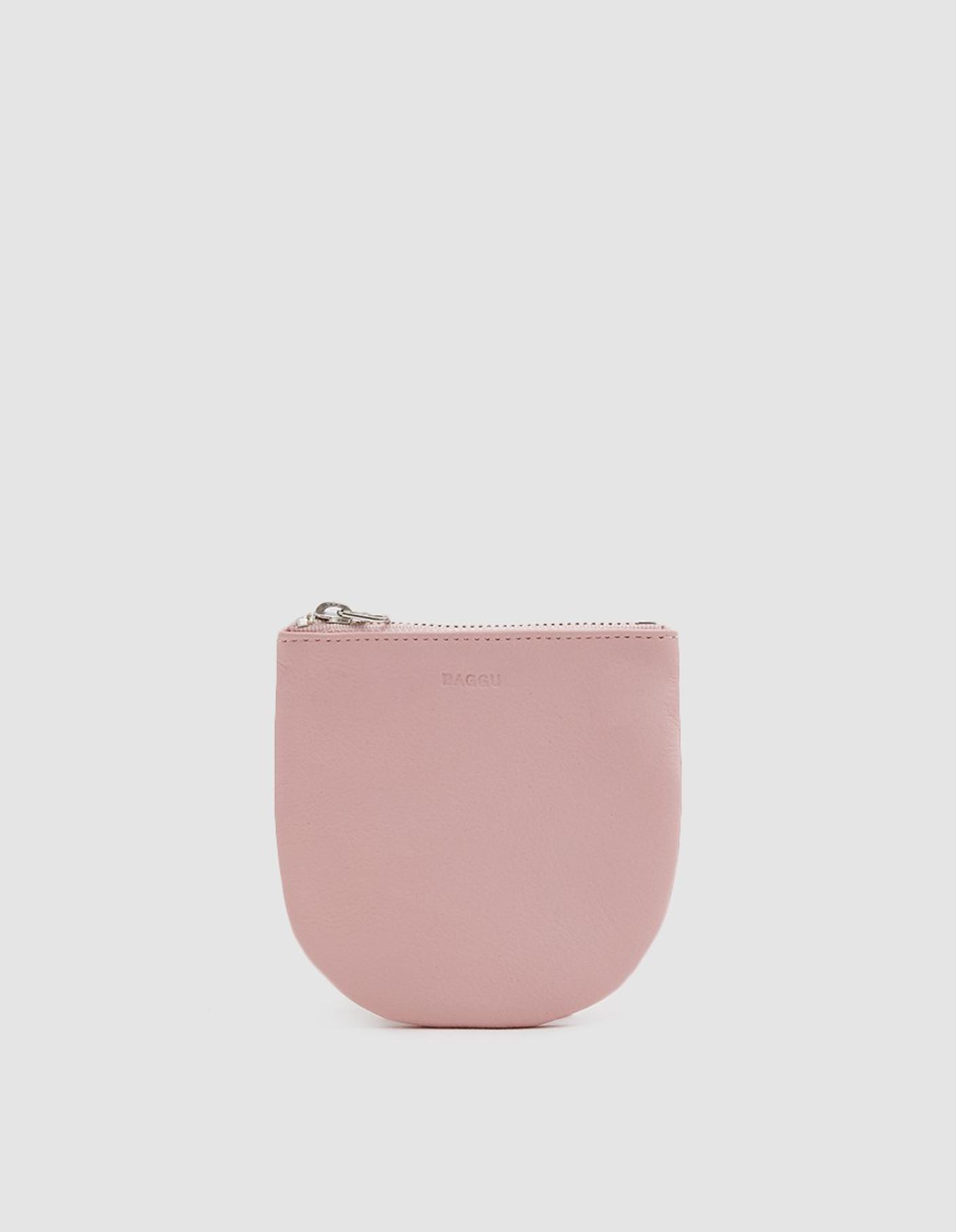 baggu pink pouch