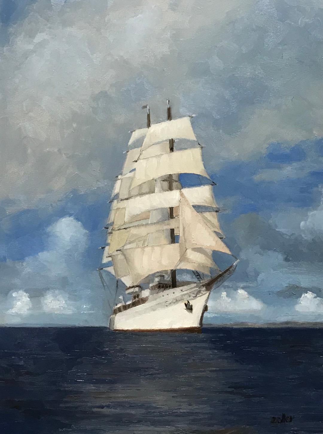 Sea Cloud Leeward