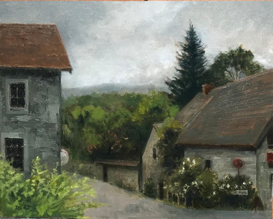 Town of Giverny