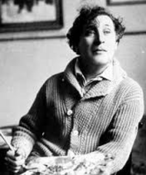 """""""Lauren, you are my muse. I adore you."""" --- Chagall"""