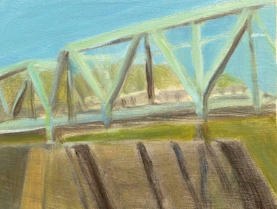 The Frenchtown Bridge