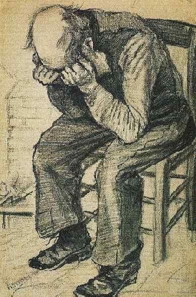 "Vincent Van Gogh, ""Sketch"""
