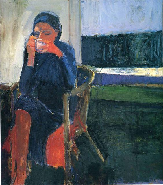 """Coffee"" by Richard Diebenkorn"
