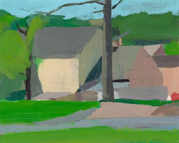 Landscape by Ken Kewley
