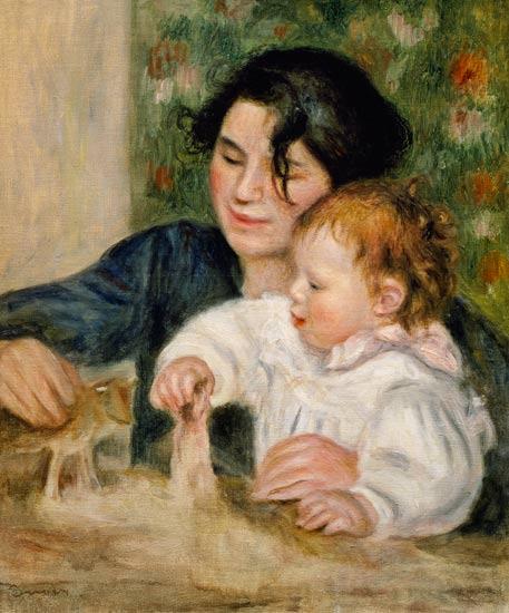 """Gabrielle and Jean"" one of my favorite Renoir paintings"
