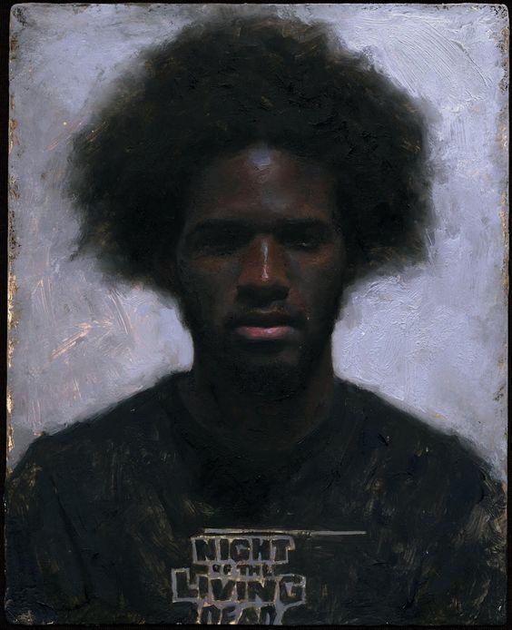 Khari 2011 - painting by  Sean Cheetham