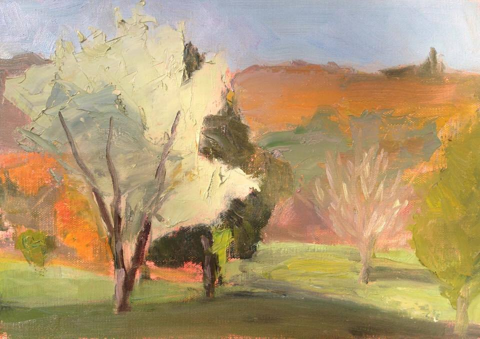 Autumn Trees #2