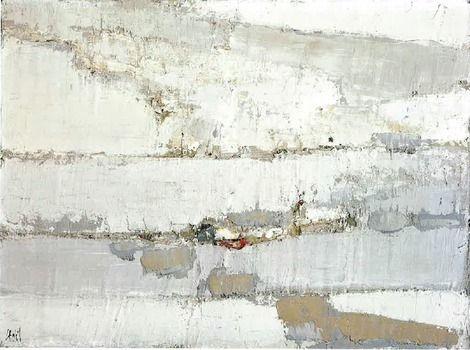 Paysage by  Nicolas de Staël,  , 1952