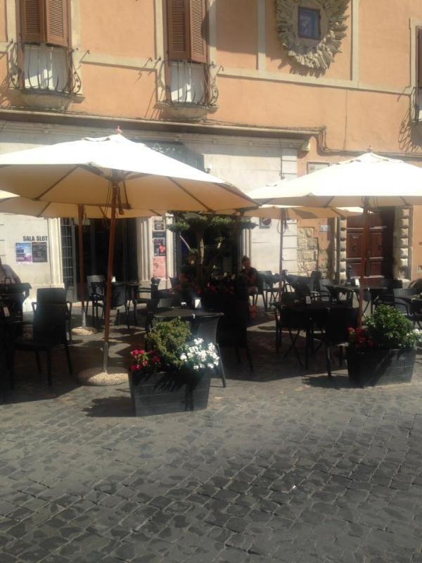 The Club, where I drank many espressos...