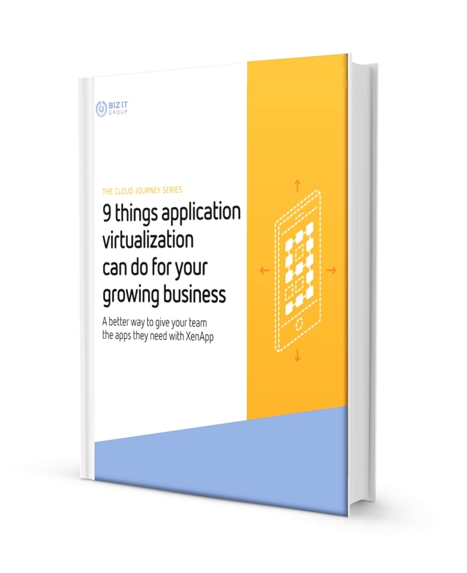 Learn what Application Virtualization can do for your Growing Business -