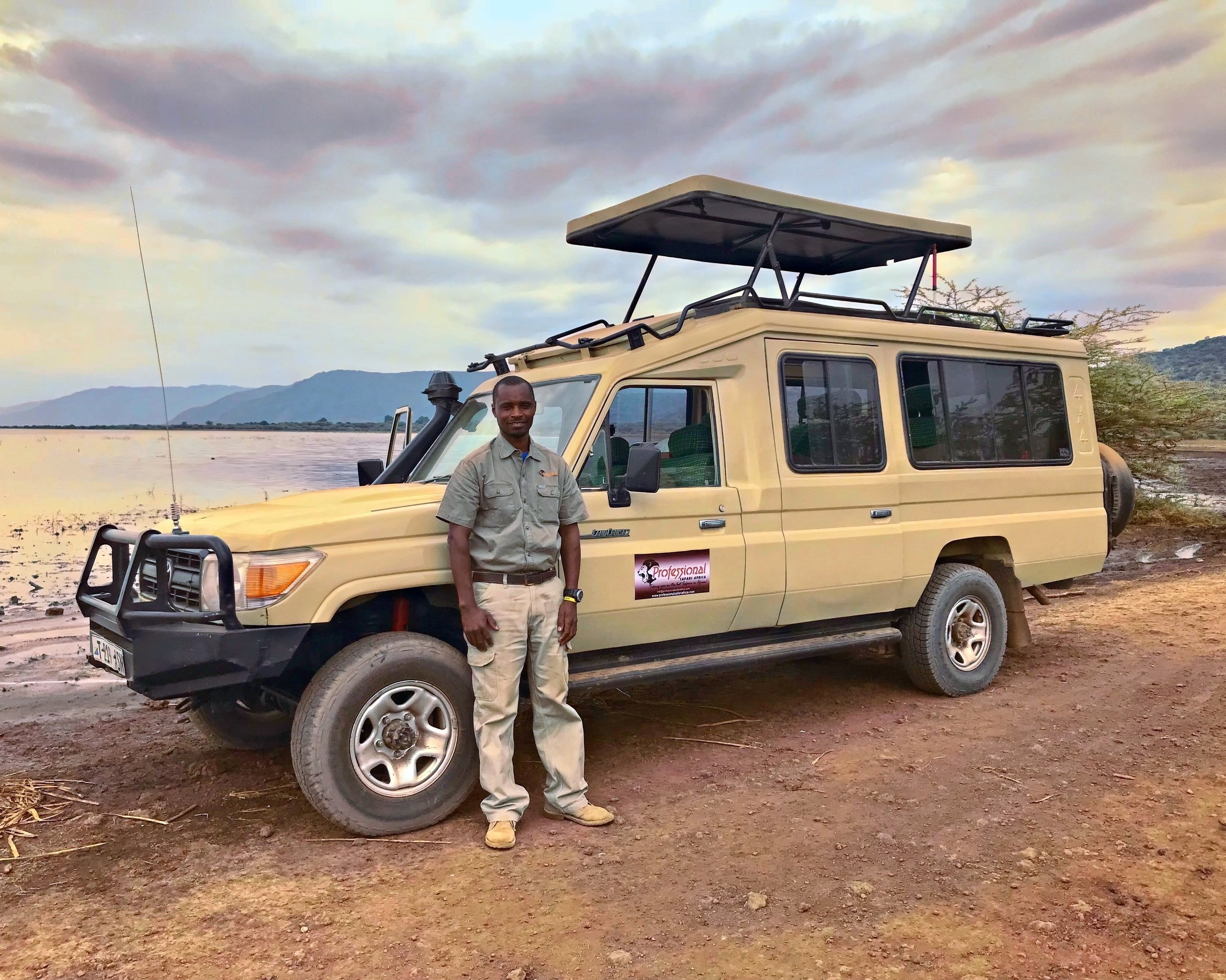 Medison Samwel is the owner and manager of Professional Safaris Africa and has extensive experience leading safaris all over best destinations in Africa!  With decades of experience within these remote and pristine areas, Medison has learned the true essence of safari and discovered his innate ability to bridge the gap between man and the natural environment. In addition to his general knowledge, experience and ability for interpreting the bush, Medison's strengths as a private guide lie in his sensitive approach towards wildlife and wilderness areas, connecting those less familiar to this environment through sensory engagement.  Medison is sure you'll love what the African wilderness will do for your soul.