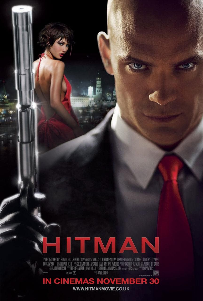 Hitman Agent 47 2015 The Blu Koi