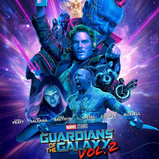 Guardians of the Galaxy Volume 2 (2017)