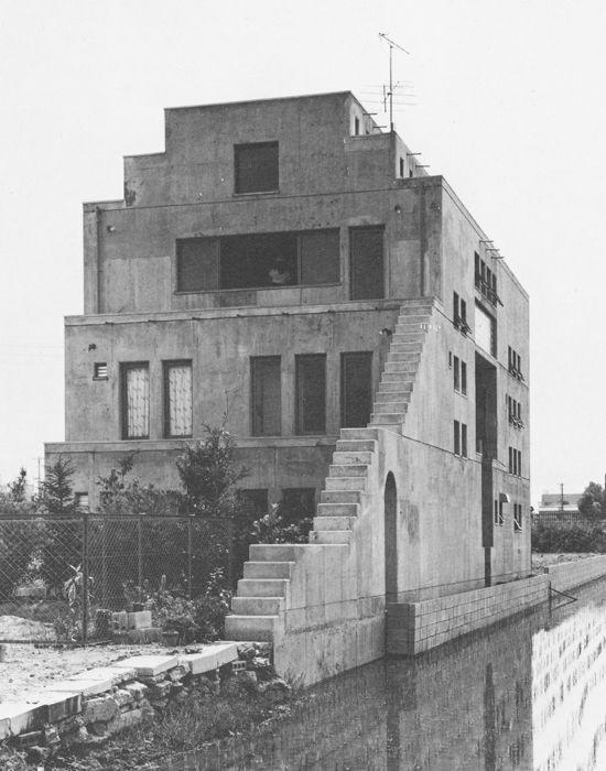 Toyokazu Watanabe, Sugiyama House, 1980.