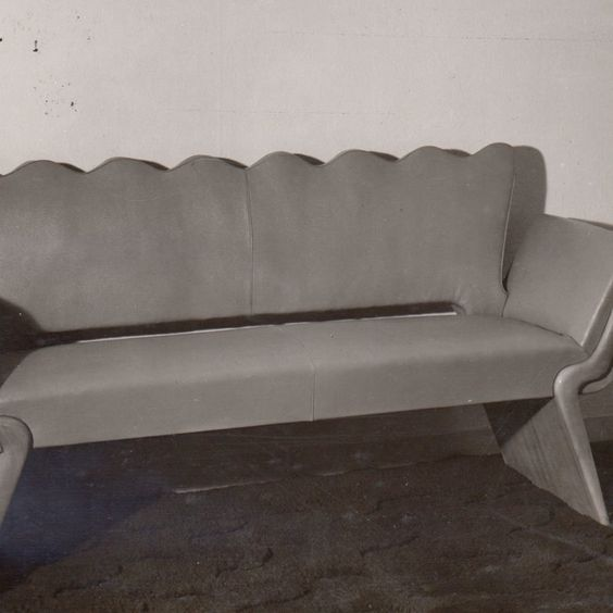Divano  (sofa) , 1939.