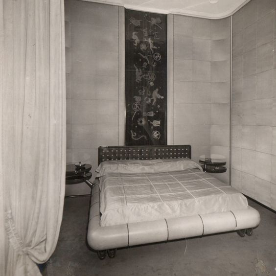 Letto  (bed) , 1936.