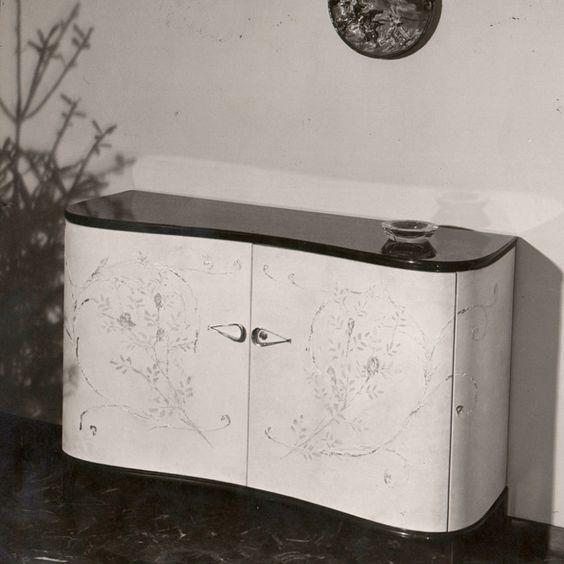 Credenza, 1945.