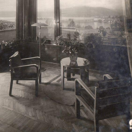 Poltrona  (armchair) , 1935.