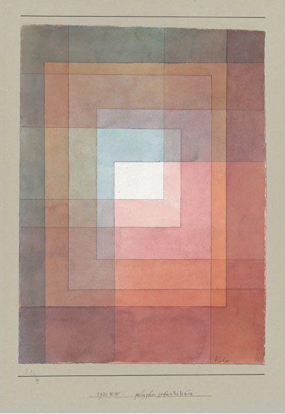 Polyphon gefasstes Weiss ,  1930.