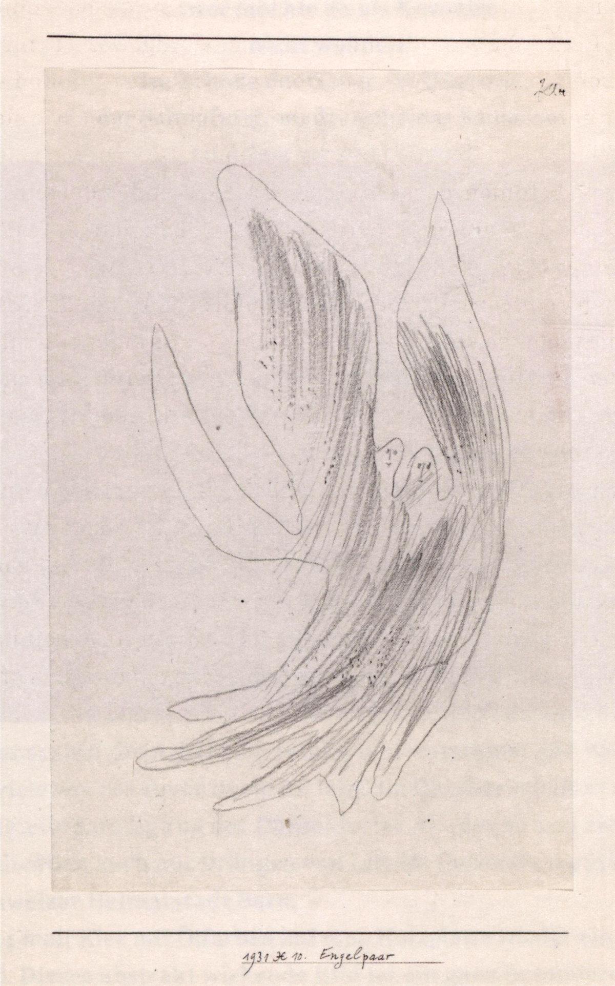 Engelpaar, 1931.
