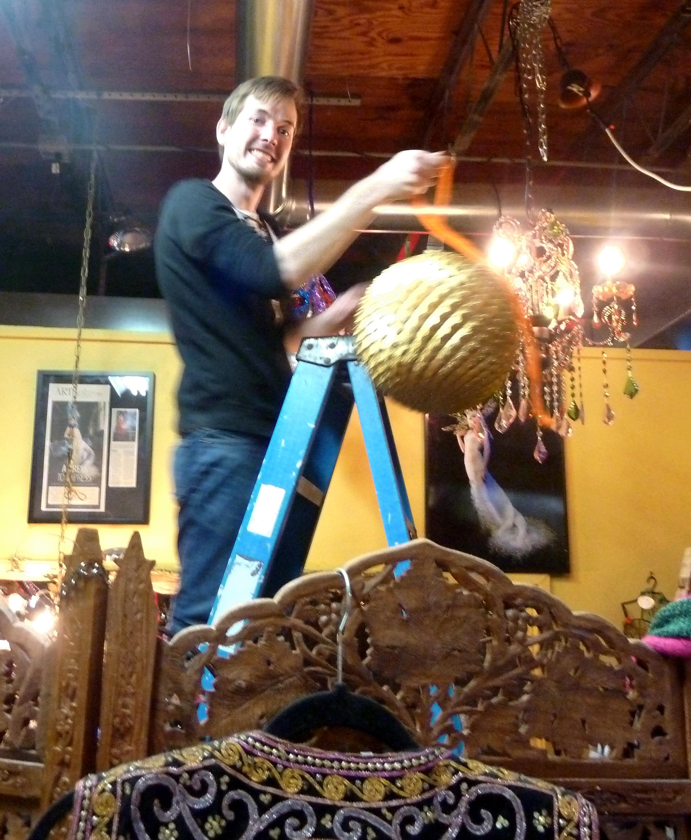Galen hanging chandeliers