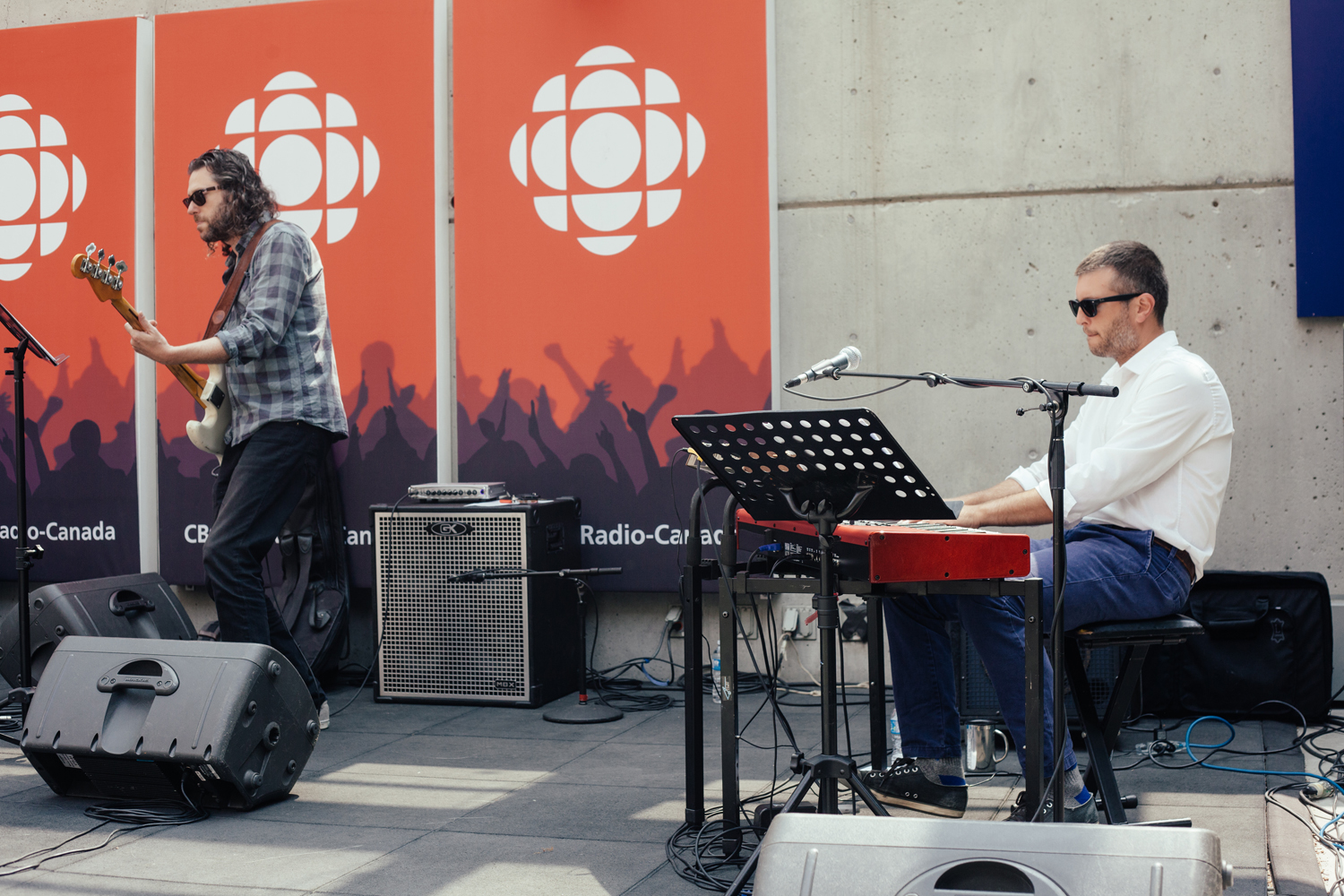 Dawn Pemberton, Musical Nooner @ CBC Christine McAvoy Photo