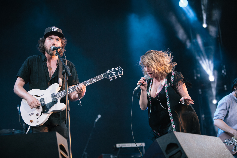 Broken Social Scene@ Pemberton Music Festival Christine McAvoy Photo