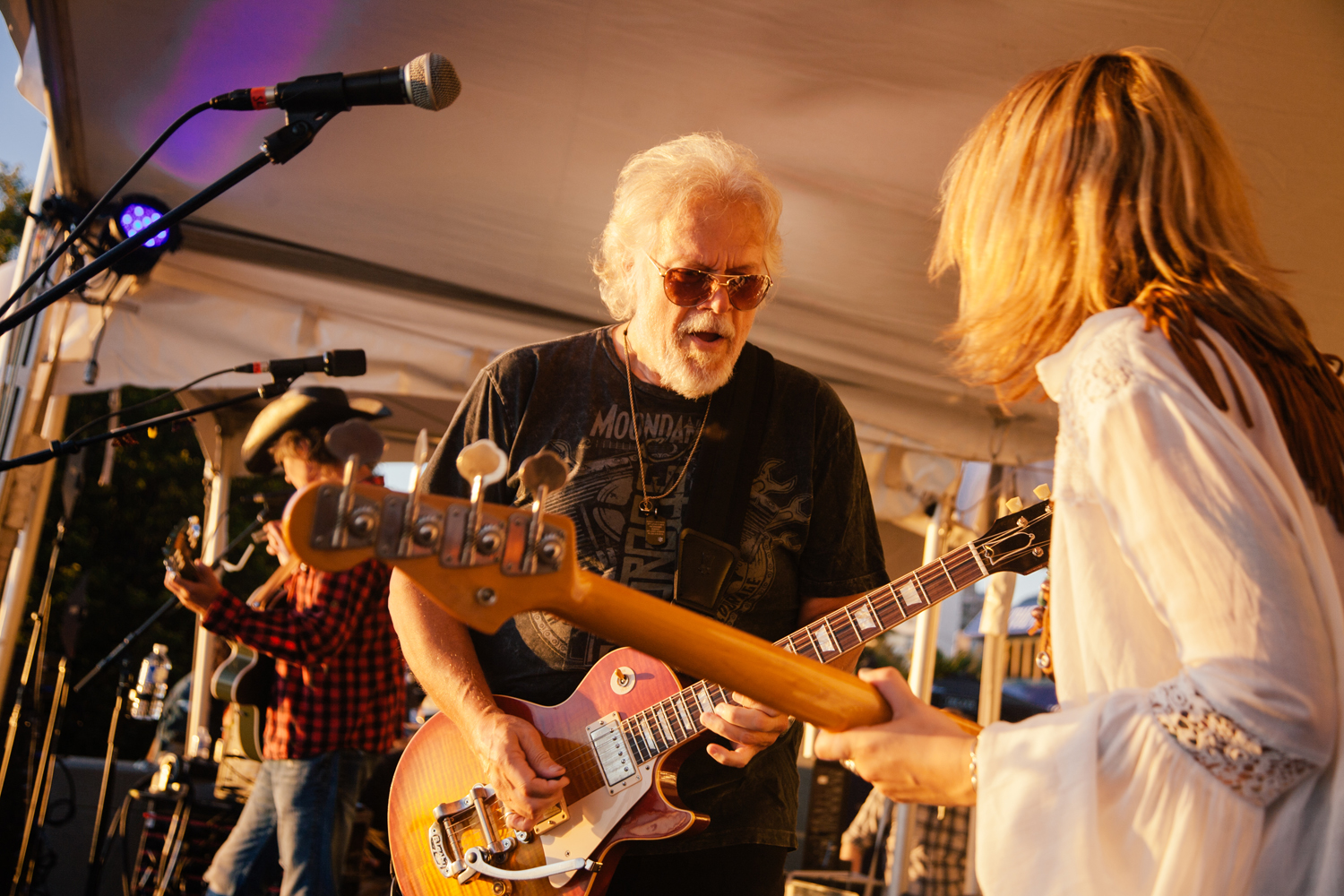 Randy Bachman @ SHOREFEST photo by Christine McAvoy