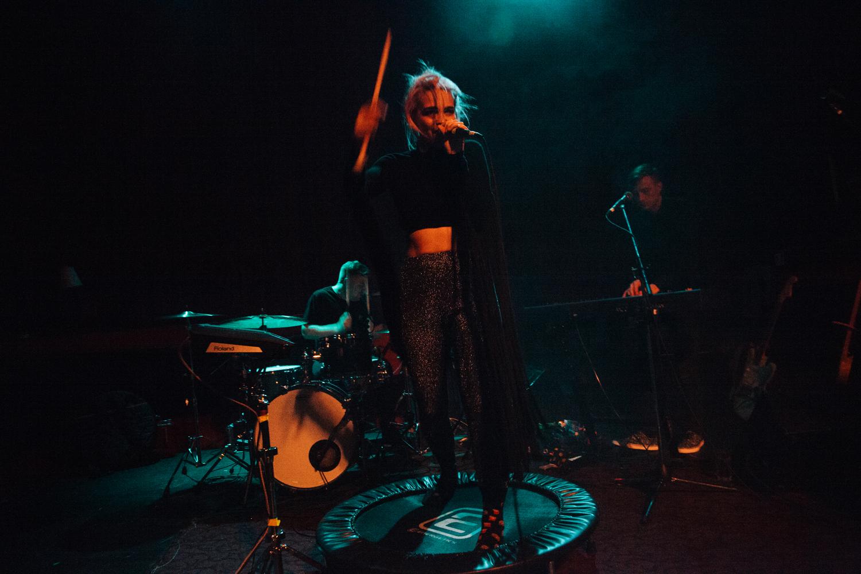Rykka, Fox Cabaret Christine McAvoy Photo