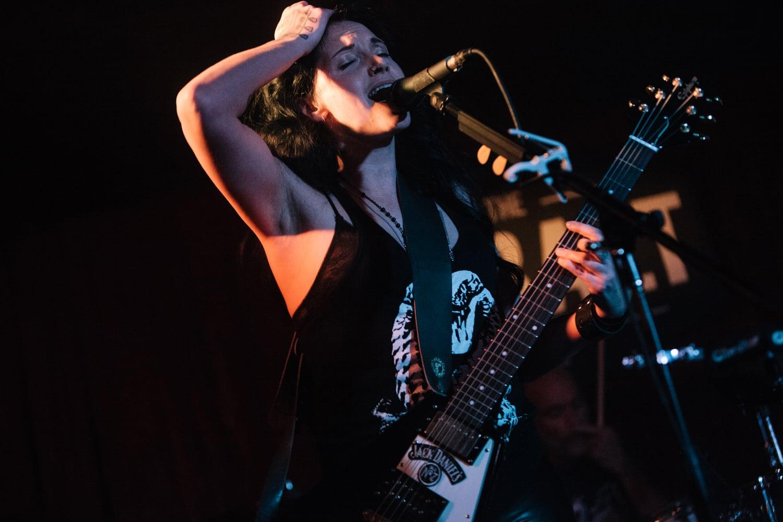 Cobra Ramone @ The Cobalt Christine McAvoy Photography