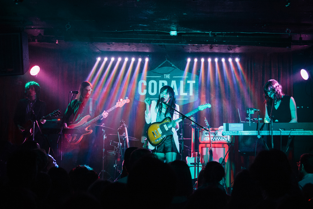 Thao & The Get Down Stay Down @ The Cobalt Christine McAvoy Photography