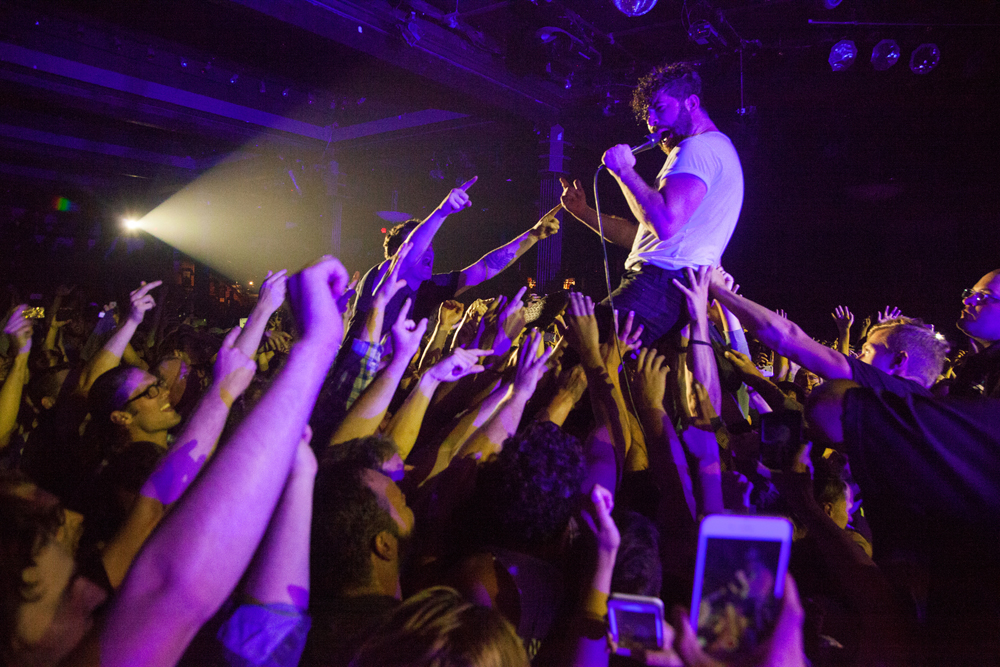 FOALS @ Commodore Christine McAvoy Photography