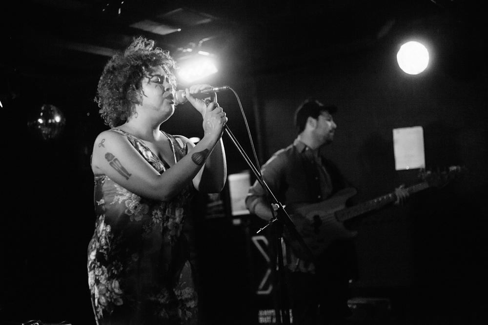 Weaves @ Biltmore Cabaret Christine McAvoy Photography