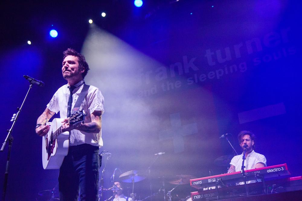 Frank Turner @ Thunderbird Arena Christine McAvoy Photography