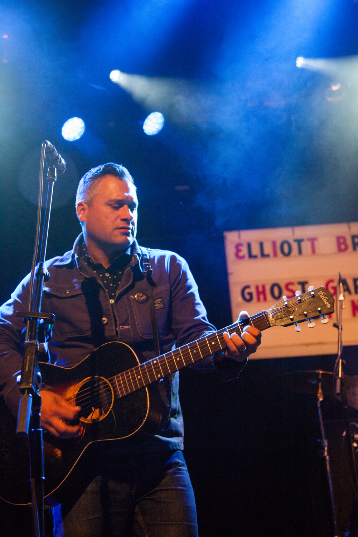 Elliott Brood @ Commodore Ballroom Christine McAvoy Photography