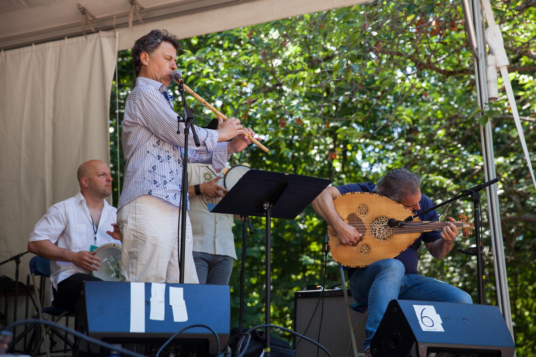 Vancouver Folk Music Festival Gordon Grdina's Haram Christine McAvoy Photography