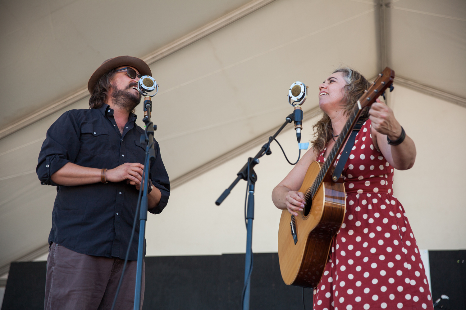 Vancouver Folk Music Festival Small Glories Christine McAvoy Photography