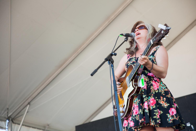 Vancouver Folk Music Festival Little Miss Higgins Christine McAvoy Photography
