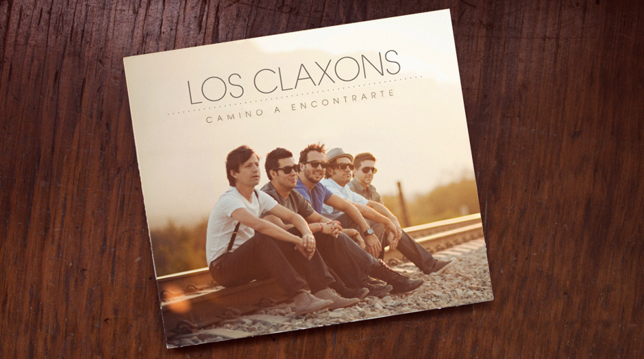 Copy of LOS CLAXONS <strong>Album Art</strong>