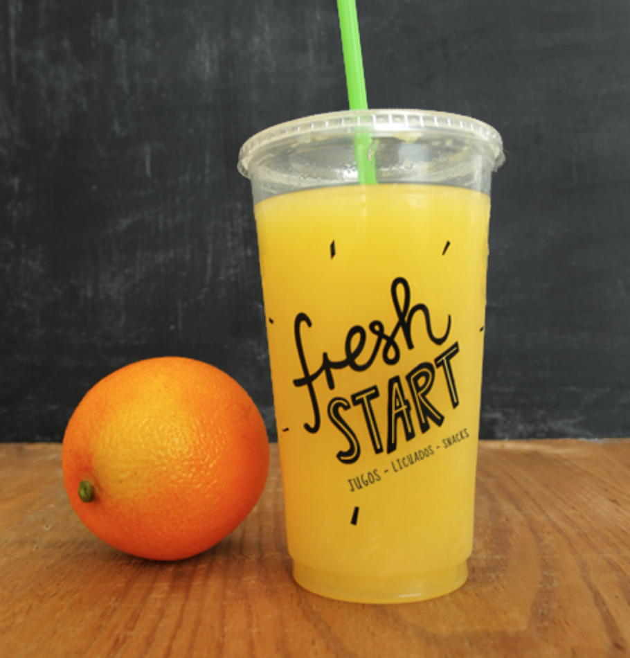 Copy of FRESH START<strong>Branding</strong>
