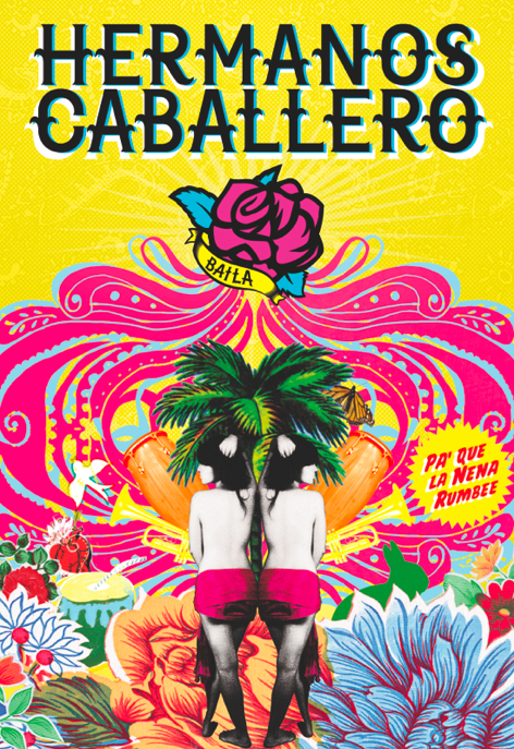 Copy of HERMANOS CABALLERO <strong>Album Art</strong>