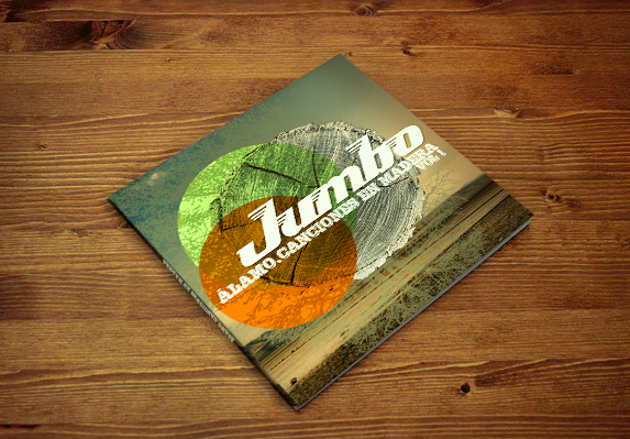 Copy of JUMBO <strong>Album Art</strong>