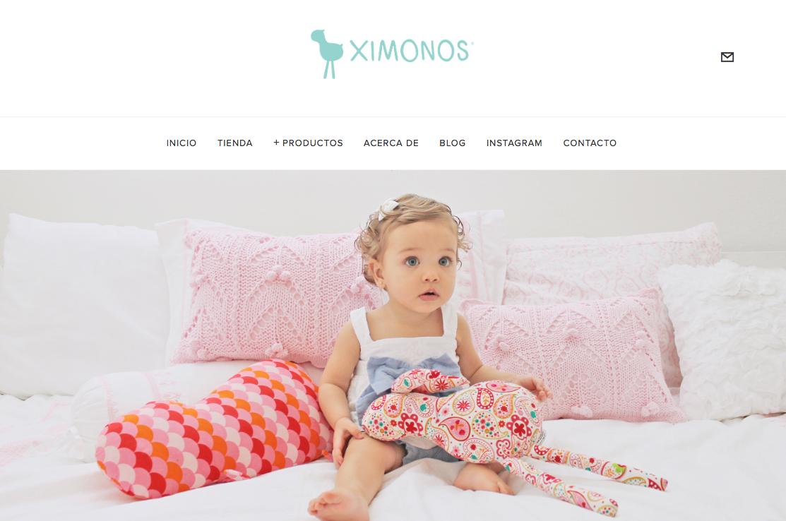 XIMONOS - Baby accessory brand